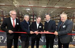 Noerpel eröffnet Logistikanlage mit 43.000 Quadratmetern in Elsdorf