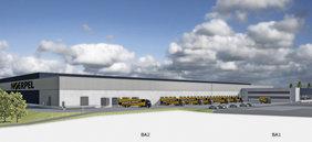 Noerpel erweitert Lager- und Logistikkapazitäten in Ulm