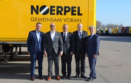 Kooperation von Noerpel und JAS Forwarding Worldwide