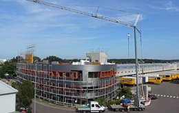 Noerpel-Gruppe erweitert Hauptsitz in Ulm