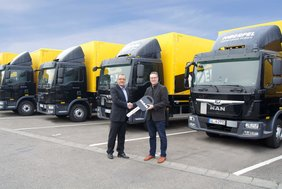 Noerpel Fuhrpark - Investition in LKW